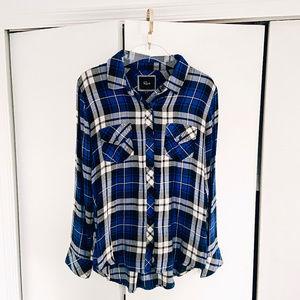 Rails Plaid Button Down Shirt